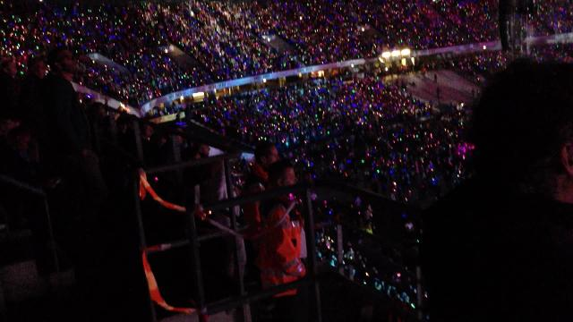 Coldplay in Hannover