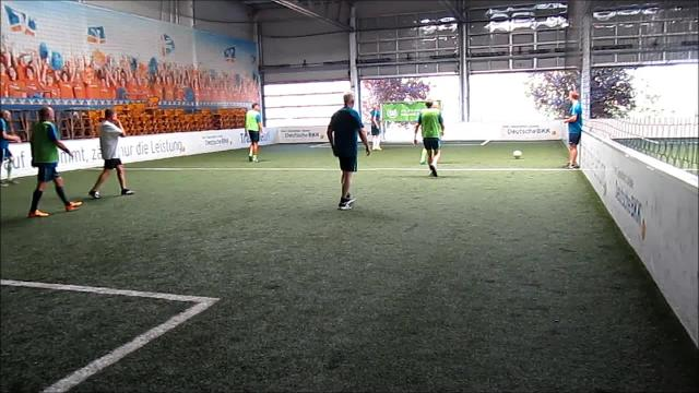 Walking Football beim VfL