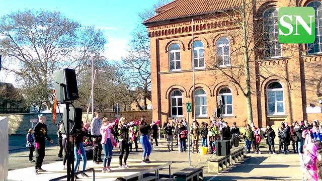 One Billion Rising in Stadthagen 2019