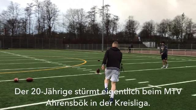 Tryout bei den Lübeck Cougars